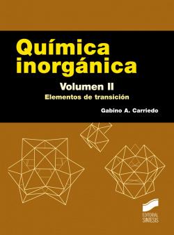 QUIMICA INORGANICA. VOLUMEN II