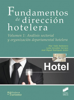 FUNDAMENTOS DE DIRECCION HOTELERA VOL.I