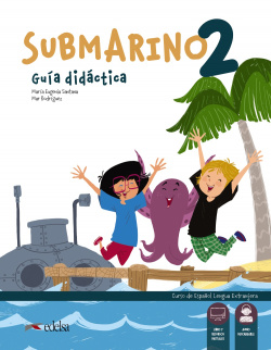 Submarino 2. Libro del profesor