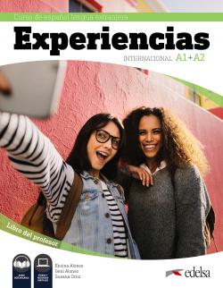 Experiencias Internacional A1 + A2. Guía didáctica