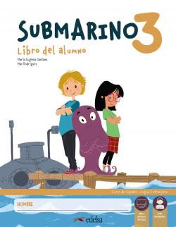 Submarino 3. Pack Libro del alumno + cuaderno de actividades