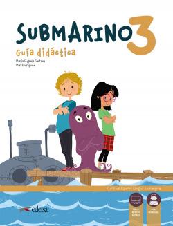 Submarino 3. guía didáctica