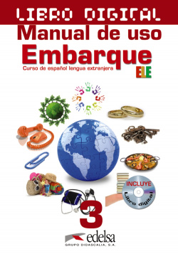 Embarque 3 - libro digital + manual de uso profesor