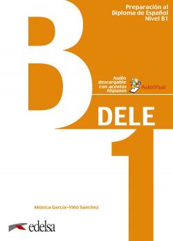 PREPARACIÓN D.E.L.E.(B1).LIBRO+CD (DIPLOMA DE ESPAÑOL)