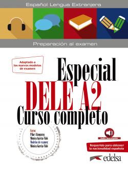 Especial DELE A2. Curso completo. Edición 2020