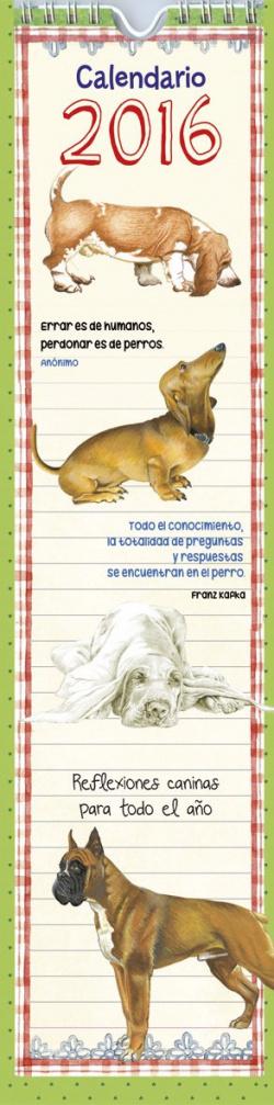 Calendario reflexiones caninas 2016
