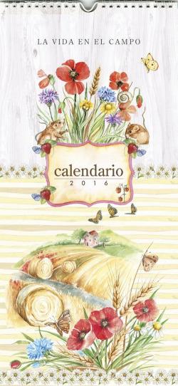 Calendario la vida en el campo 2016