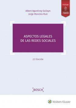 ASPECTOS LEGALES DE LAS REDES SOCIALES