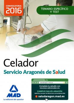 Celador servicio aragonés salud