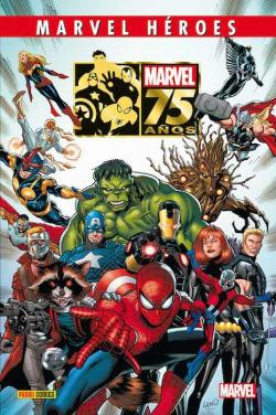 Marvel 75 años la era moderna