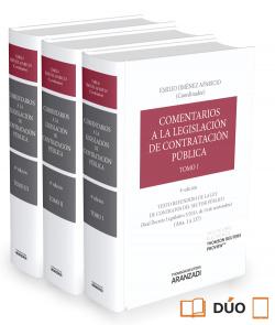 COMENTARIOS A LA LEGISLACION DE CONTRATACION PUBLICA 4 ED 2