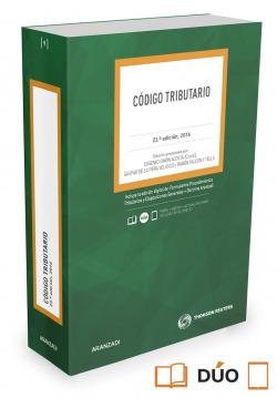 CÓDIGO TRIBUTARIO 23ª EDICIÓN 2016