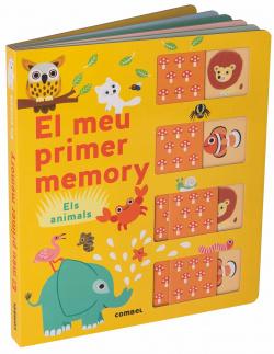EL MEU PRIMER MEMORY. ELS ANIMALS