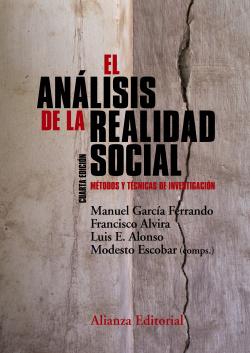 ANALISIS DE LA REALIDAD SOCIAL, EL.(MANUALES)