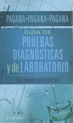 GUÍA DE PRUEBAS DIAGNÓSTICAS Y DE LABORARORIO