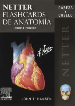 FLASH CARDS ANATOMIA. VOLUMEN 1: CABEZA Y CUELLO