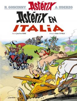 ASTERIX EN ITALIA