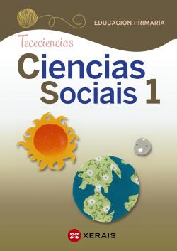 Ciencias Sociais 1. Educación Primaria. Proxecto Tececiencias (2020)