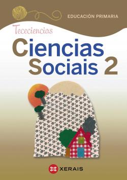 Ciencias Sociais 2. Educación Primaria. Proxecto Tececiencias (2020)