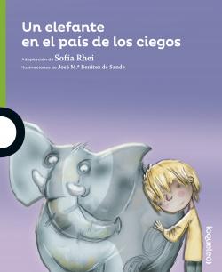 un elefante en el pais de los ciegos verde