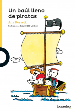Un baúl lleno de piratas + 6 años amarilla