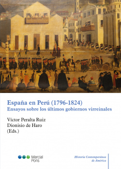 España en peru 1796-1824