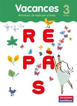 VACANCES REPAS 3 PRIMARIA VORAMAR