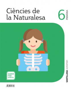 CIENCIES DE LA NATURALESA 6 PRIMARIA SABER FER AMB TU