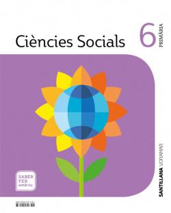 CIENCIES SOCIALS 6 PRIMARIA SABER FER AMB TU