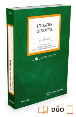 Legislación eclesiastica 2016
