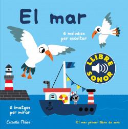 El mar. El meu primer llibre de sons