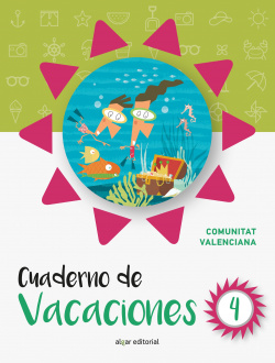 CUADERNO VACACIONES 4ºPRIMARIA