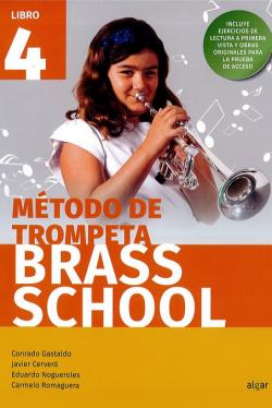 BRASS SCHOOL - METODO DE TROMPETA 4