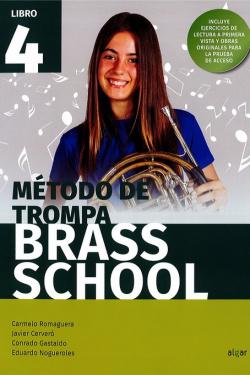 BRASS SCHOOL - METODO DE TROMPA 4