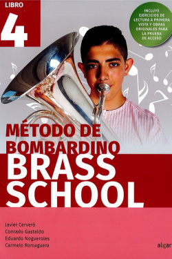 BRASS SCHOOL - METODO DE BOMBARDINO 4