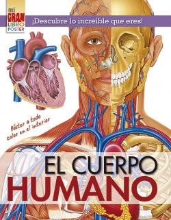 Mii gran libro póster: Cuerpo humano