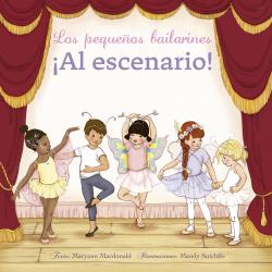 Los pequeños bailarines Al escenario!