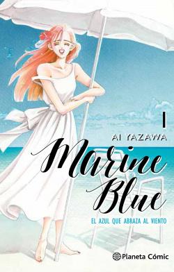 MARINE BLUE Nº01
