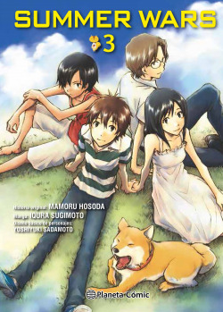 Summer Wars nº 03/03