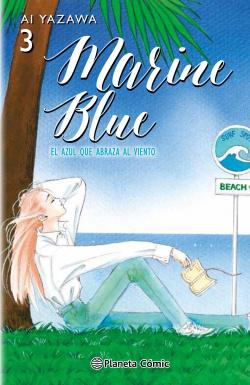 MARINE BLUE 3