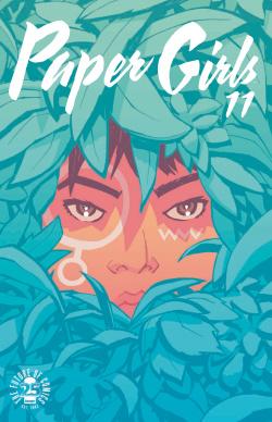 PAPER GIRLS Nº11