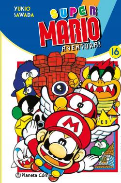 SUPER MARIO 16