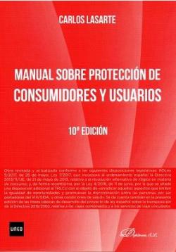 MANUAL SOBRE PROTECCIÓN CONSUMIDORES Y USUARIOS