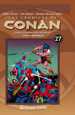 CRÓNICAS DE CONAN 27