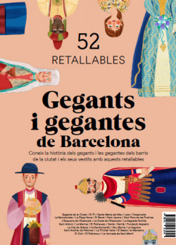 Gegants i gegantes de barcelona