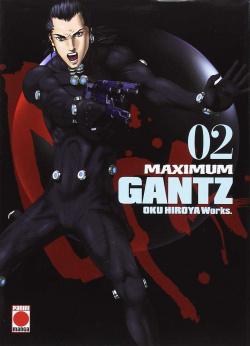 GANTZ MAXIMUN 2