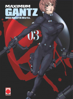 GANTZ MAXIMUM 3