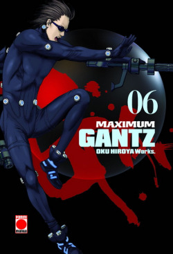 GANTZ MAXIMUM 6