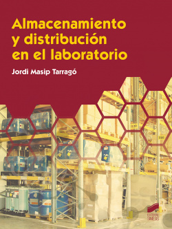 Almacenamiento y distribución en el laboratorio