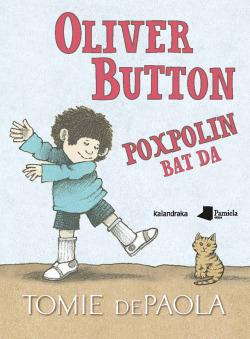 Oliver Button poxpolin bat da